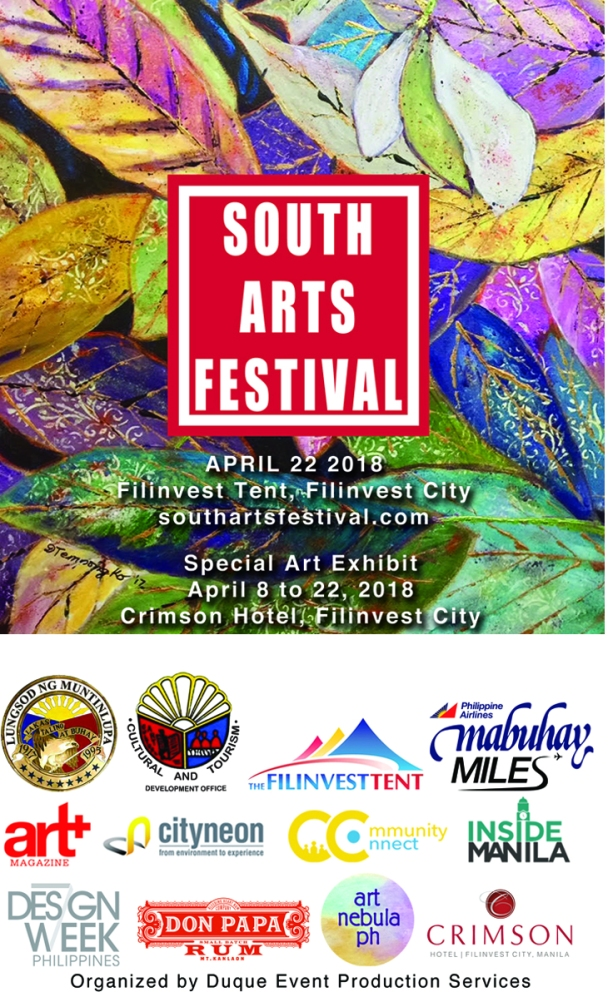 South Arts Festival Poster 2